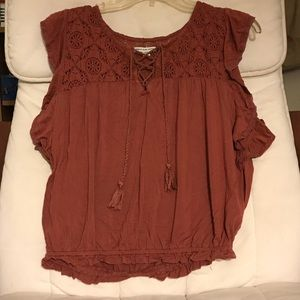 American Eagle Outfitters Size Small Top